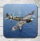 Spitfire - Drinks Coaster - Stocking Filler - Birthday Gift