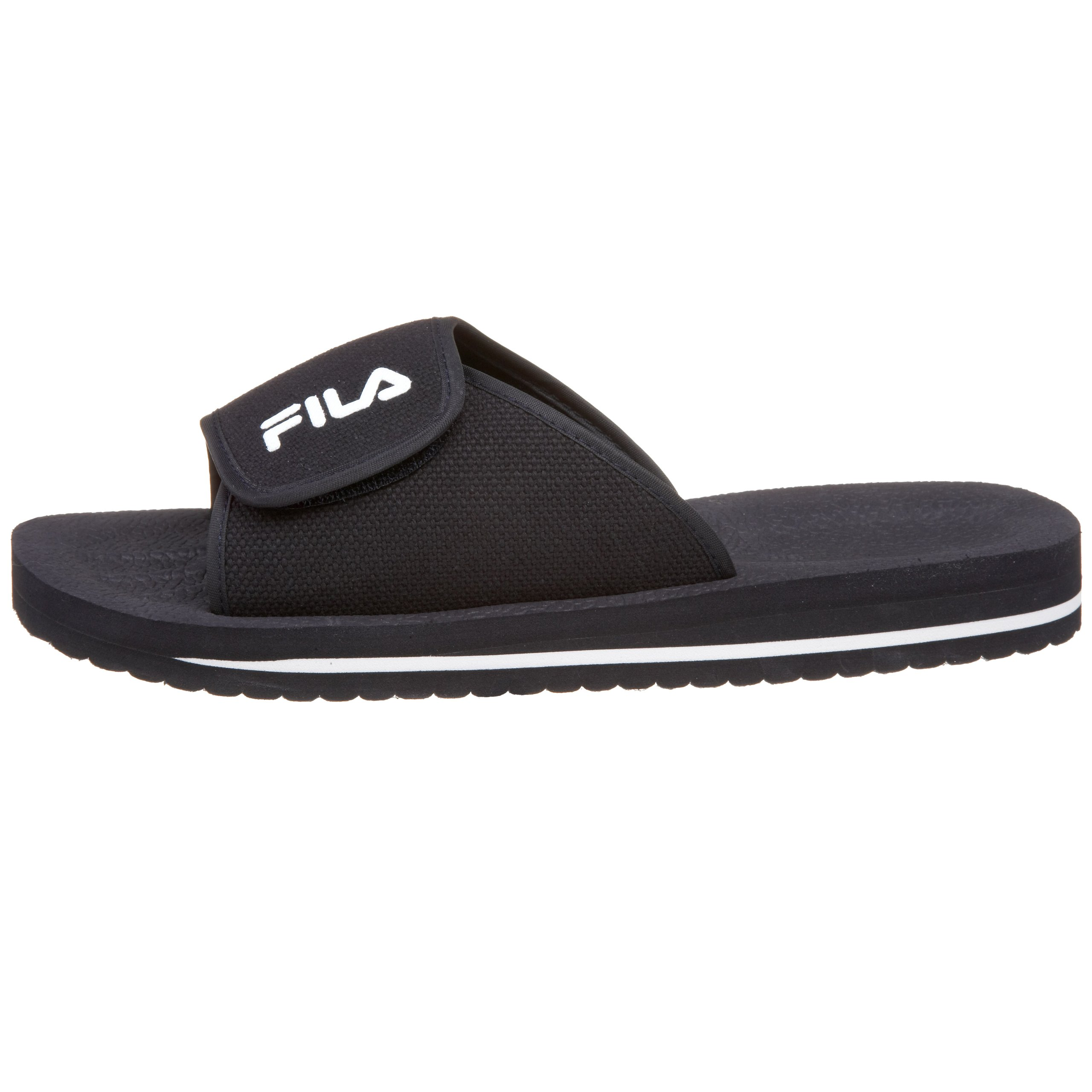 Fila Men's Slip On Sandal,Peacoat/White,12 M US by Fila (Image #5)