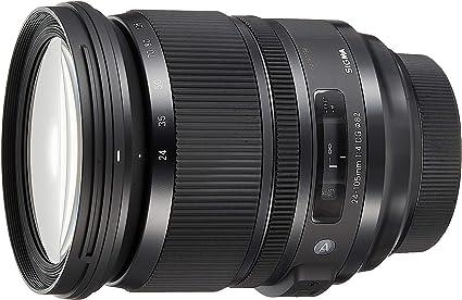 Sigma 24 105mm F4 0 Dg Os Hsm Art Objektiv Für Sony Kamera
