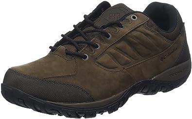 1d12641cda5 Columbia Ruckel Ridge Plus Waterproof Chaussures de Randonnée Basses Homme