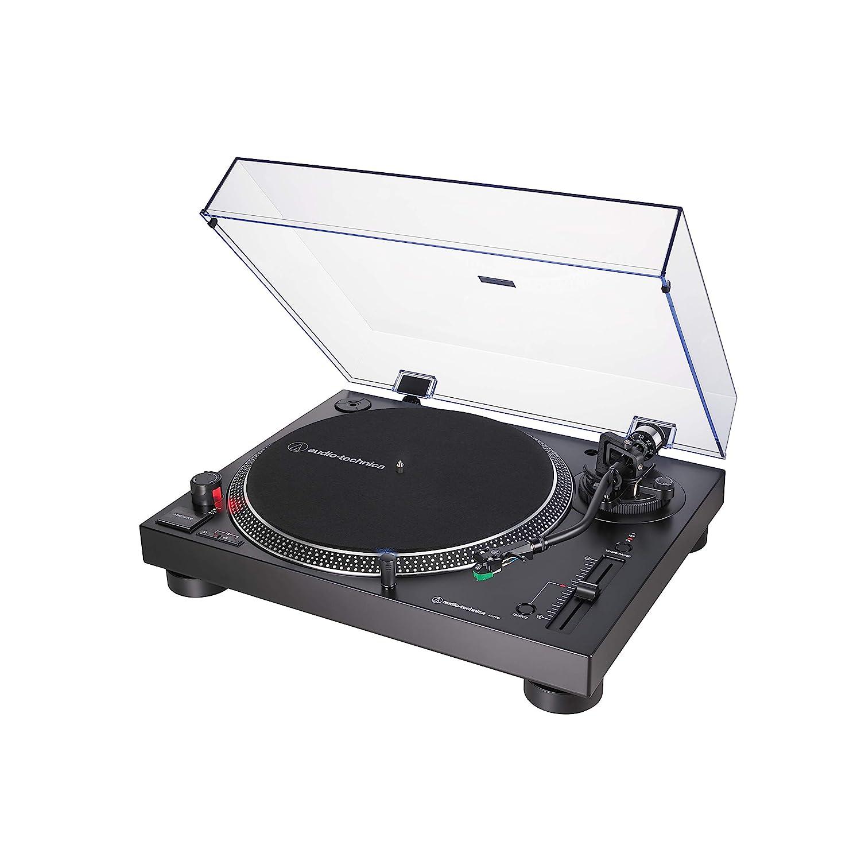 Audio-Technica AT-LP120XUSB - Tocadiscos con accionamiento Directo ...