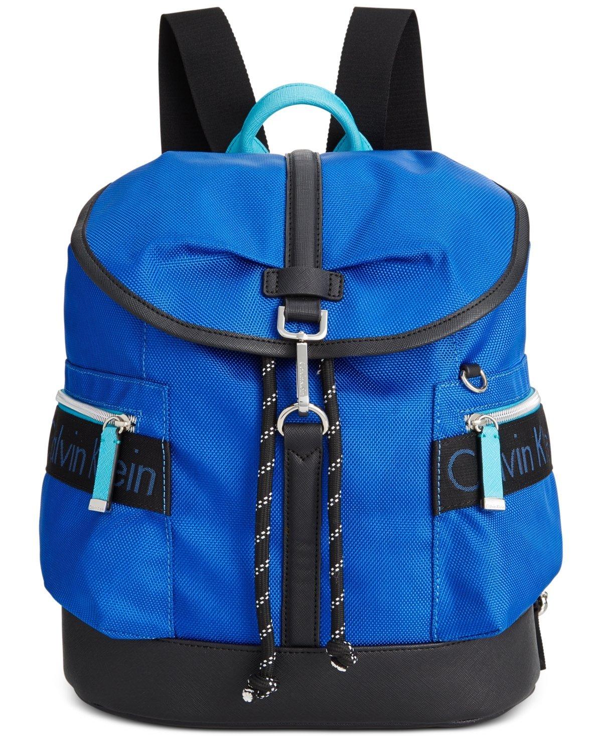 1a95ef4236 Calvin Klein Parker Ballistic Nylon Backpack- Fenix Toulouse Handball