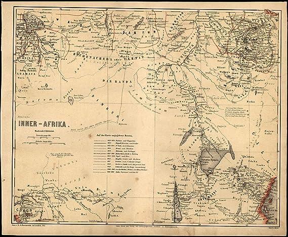 Amazon Com Africa Lake Victoria Uganda Kenya Rwanda Burundi Drc C