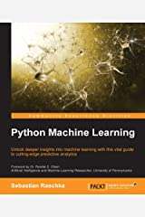 Python Machine Learning Kindle Edition