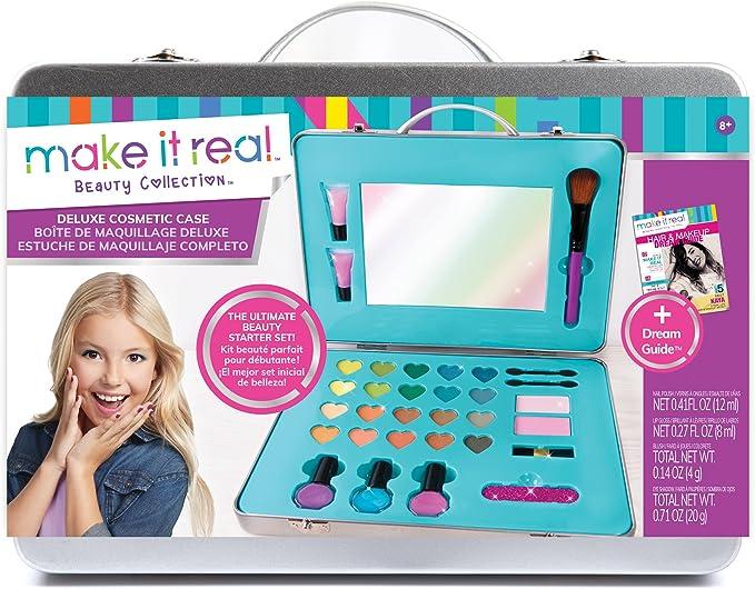 Make It Real- Estuche de Maquillaje Completo (2503): Amazon.es: Juguetes y juegos