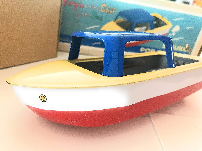 船 仕組み ぽんぽん ポンポン船