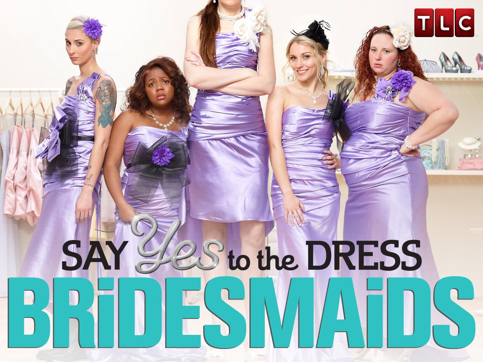 Amazon.com: Say Yes to the Dress: Bridesmaids Season 2: Amazon ...