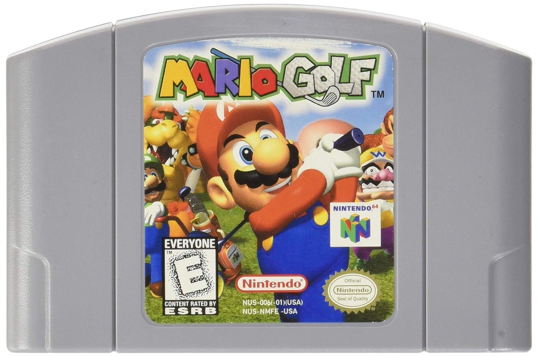 Mario Golf (Renewed)