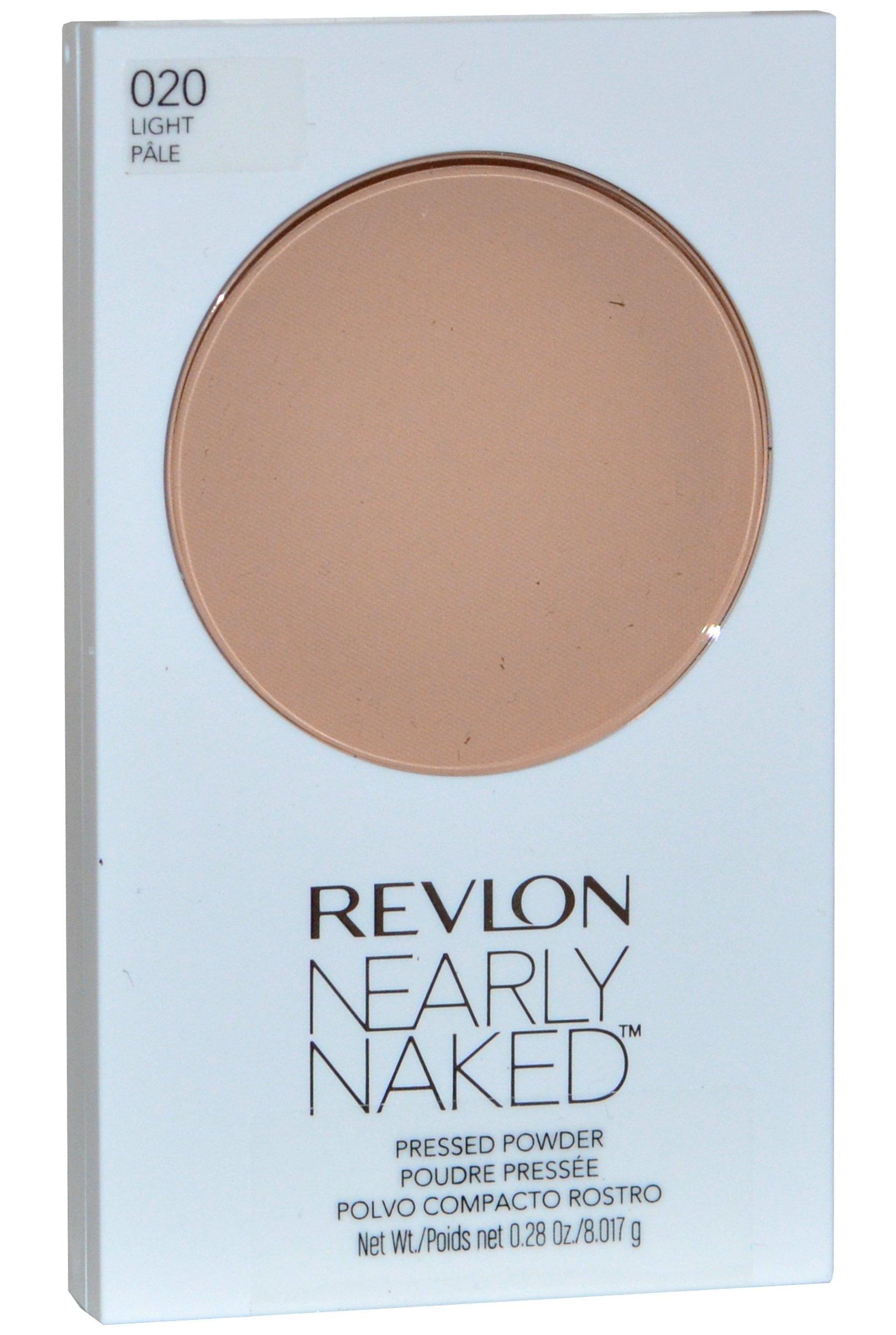 Revlon Compact Powder - Buy Revlon Nearly Naked Pressed