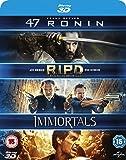 47 Ronin 3d / Ripd 3d / Immort