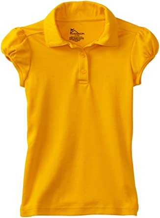 Image result for gold school polo shirts