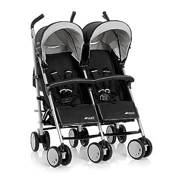 Amazon.com: Hauck individual carriola Torro Duo, color negro ...