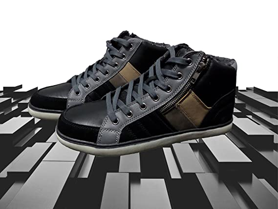 MWS1141 scarpe da uomo, modello stilizzati punta arrotondata