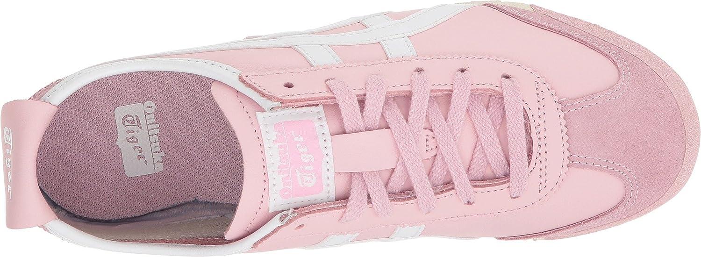 Onitsuka Tiger Running Women's Mexico 66 Classic Running Tiger Shoe B078LHXVY1 10 B(M) US|Parfait Pink/White 3935fa