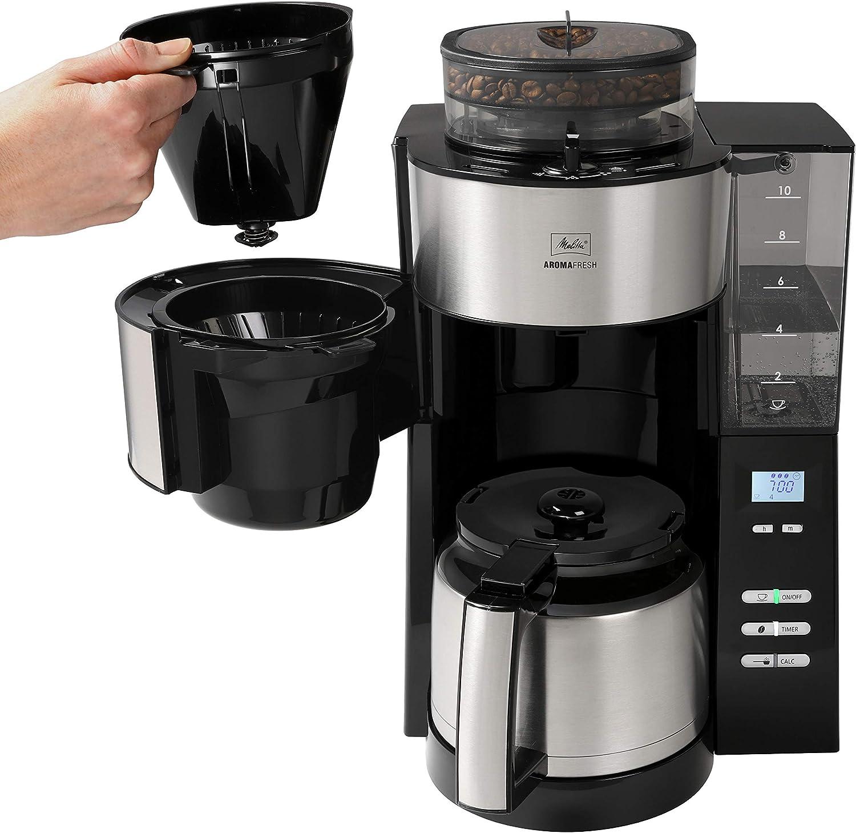 Melitta 1021-12 AromaFresh Therm Filterkaffeemaschine