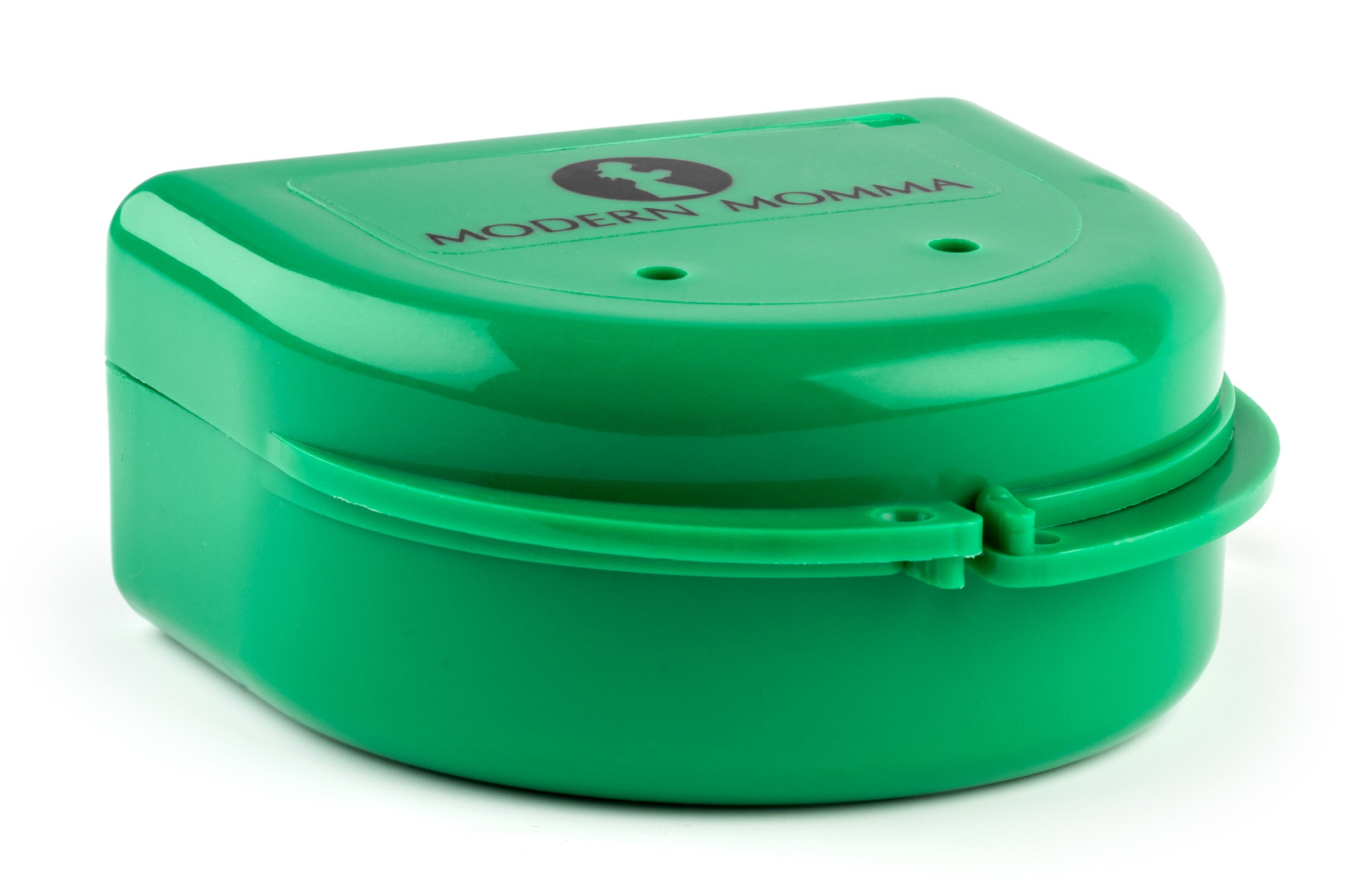 Best-selling Nipple Shield Carrying Case, Perfect Solution for Medela Shields and Similar Shields, By Modern Momma; Sea Turtle Green