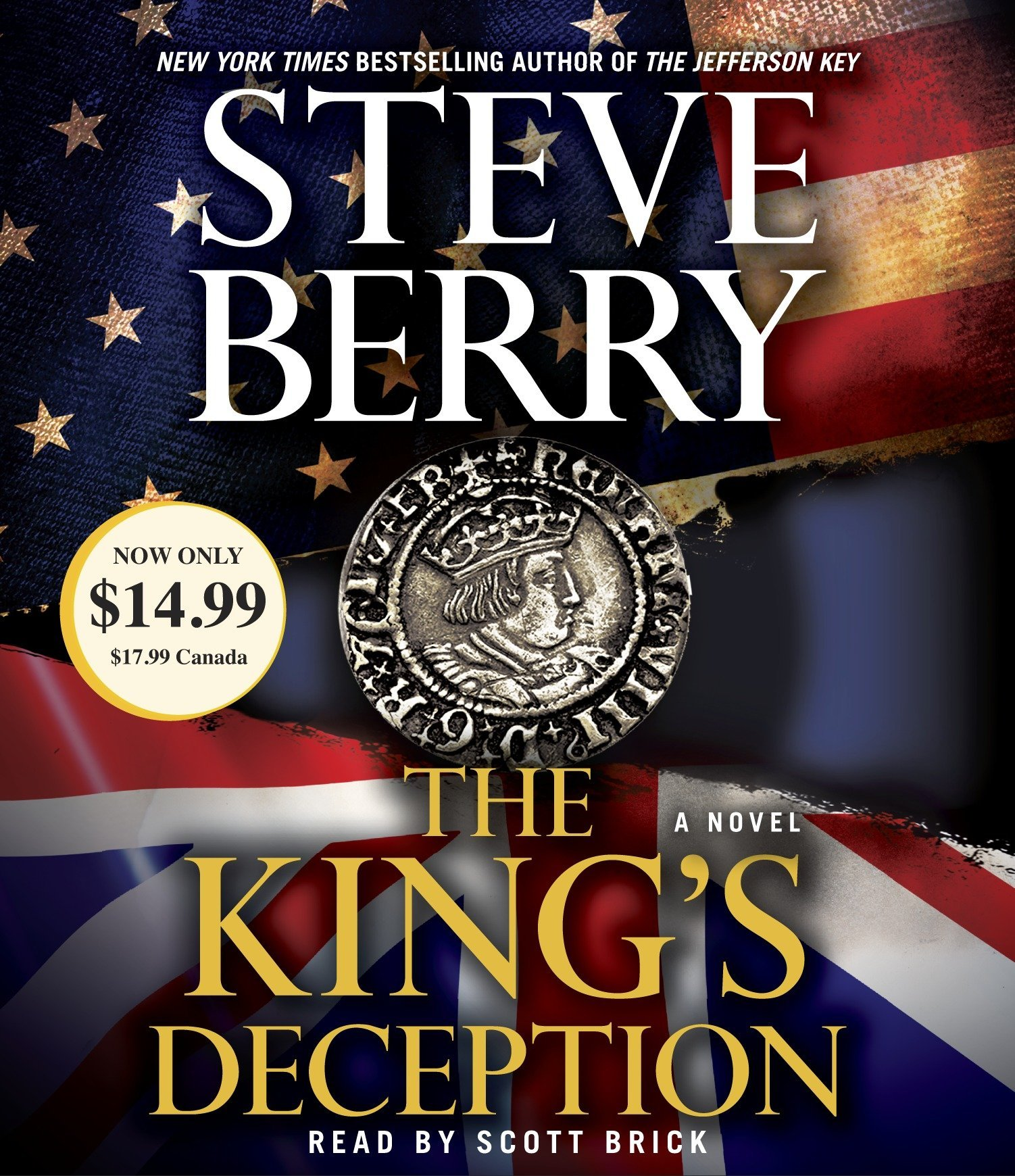 Buy The King's Deception: A Novel (Cotton Malone) Book Online at Low Prices  in India | The King's Deception: A Novel (Cotton Malone) Reviews & Ratings  ...