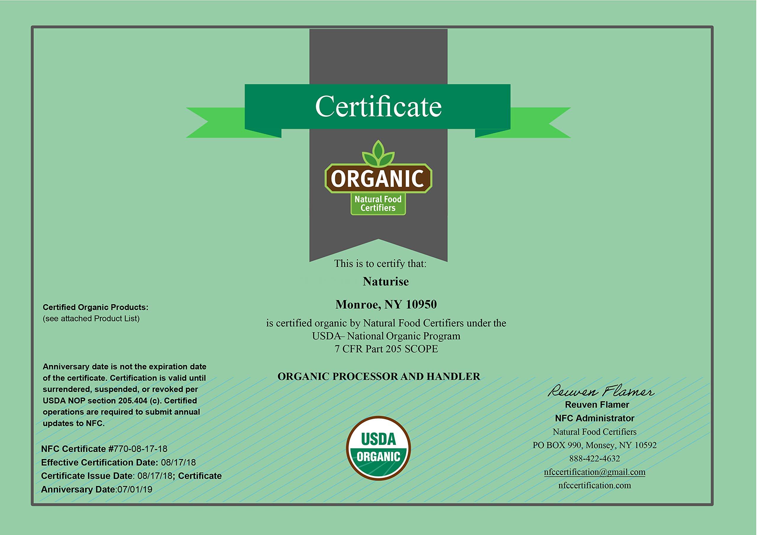 Naturise Black Seed Oil Organic Cold Pressed - Black Cumin Seed Oil,  Nigella Sativa - Source of Essential Fatty Acids, Omega 3 6 9, Super  Antioxidant