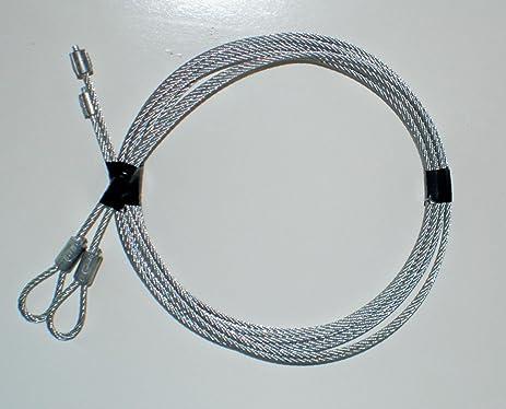 Building Hardware Garage Door Cables For Torsion Spring Doors 7
