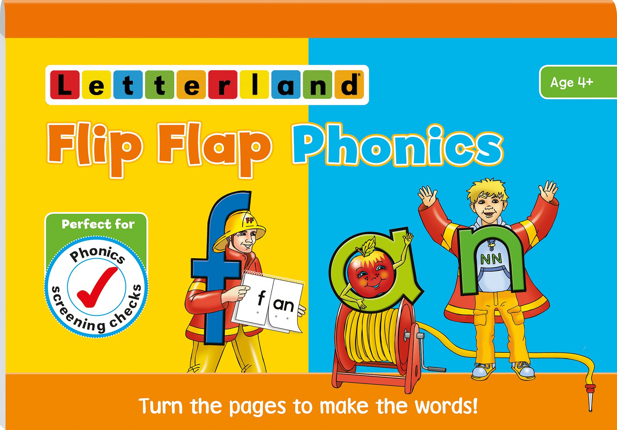 Download Flip Flap Phonics pdf epub