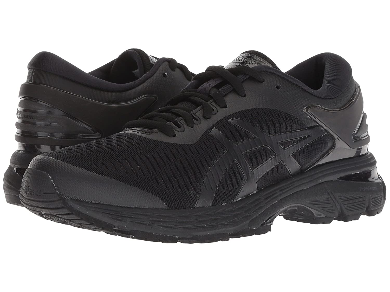 [アシックス] レディースランニングシューズスニーカー靴 GEL-Kayano 25 [並行輸入品] B07L6WD3RP Black/Black 24.0 cm B 24.0 cm B Black/Black