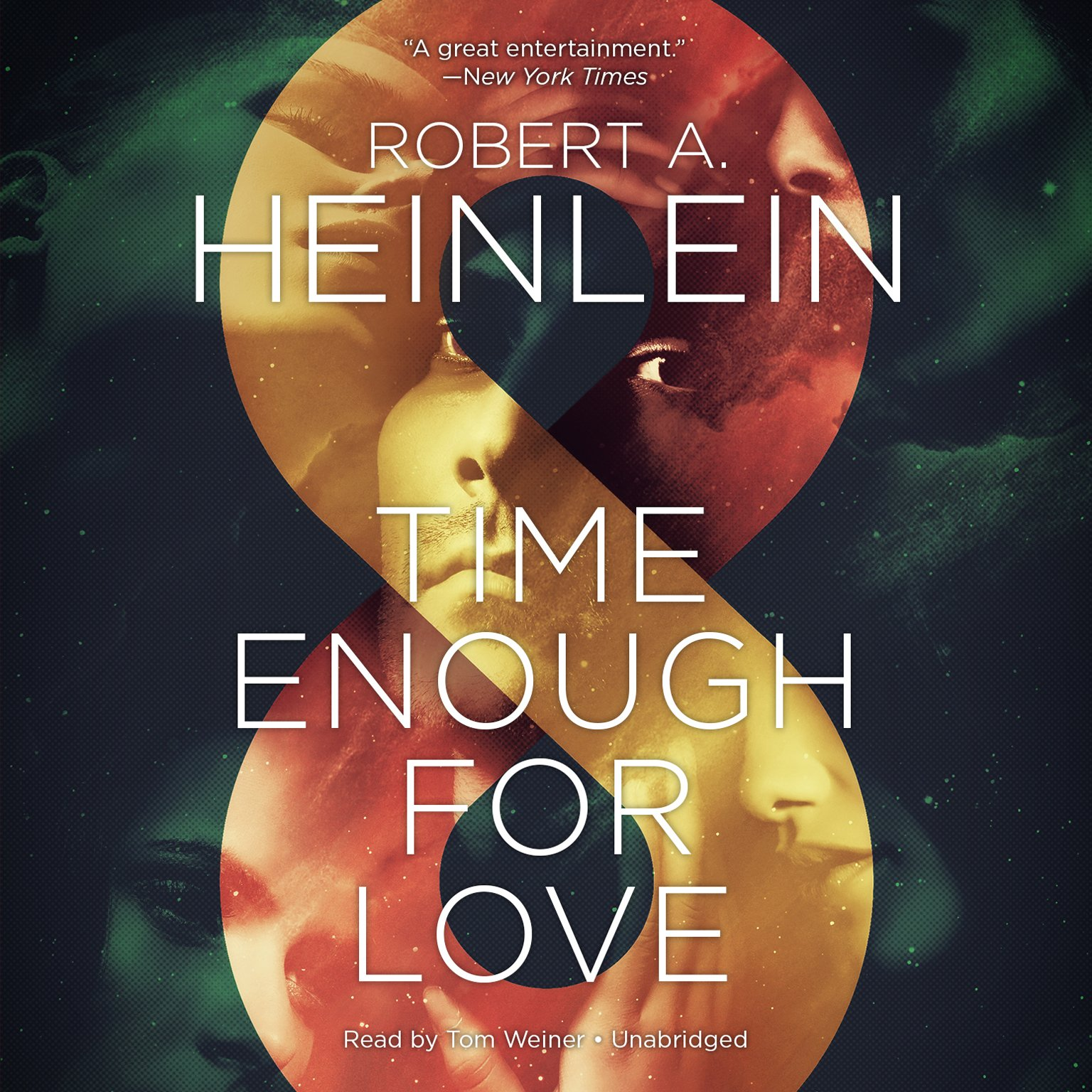 Time Enough for Love (Future History Series)