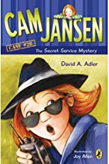 Cam Jansen: Cam Jansen and the Secret Service Mystery #26 Kindle Edition