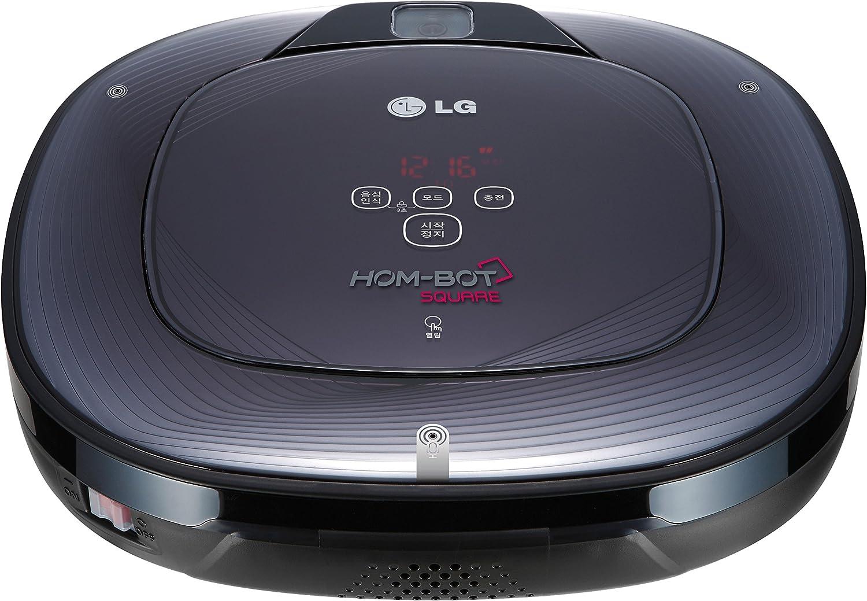 LG VR64703LVM ASPIRADOR ROBOT VR 64703 LVM HOMBOT 3.0,HEPA.M.D, 30 ...
