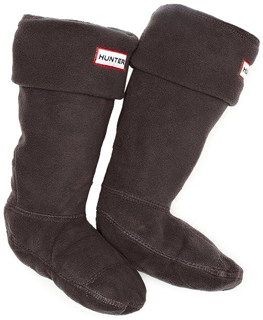 New Abbigliamento Calze Stivali Hunter Charcoal Amazon it Unisex Per wFpCqTCx1