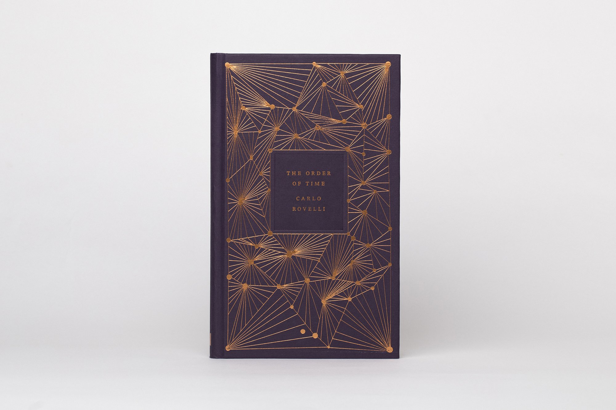 amazon the order of time carlo rovelli popular culture