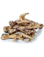 Loyalty Dog Treats Chicken Feet for Dogs Bulk | All Natural, Single Ingredient, Canadian, Dehydrated Training Treat | 1000g (+/- 69 pieces)
