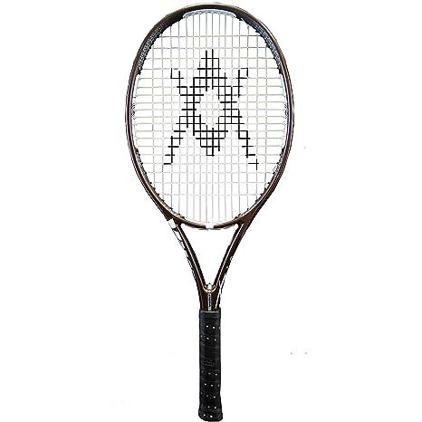 Völkl v12311.3 Racchetta da Tennis volkda Adulto organix v1 MP Adult Racket  Colore Marrone 300fde45d8a5b