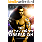 The Arcav King's Obsession: Sci Fi Alien Romance Book 2 (Arcav Alien Invasion)