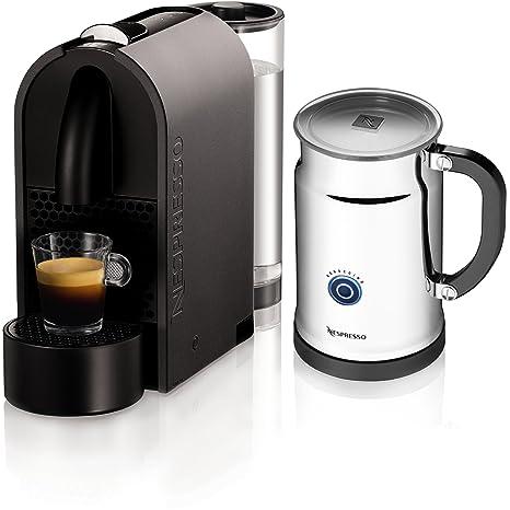 Amazon.com: Nespresso U D50 alfombrilla gris máquina de ...