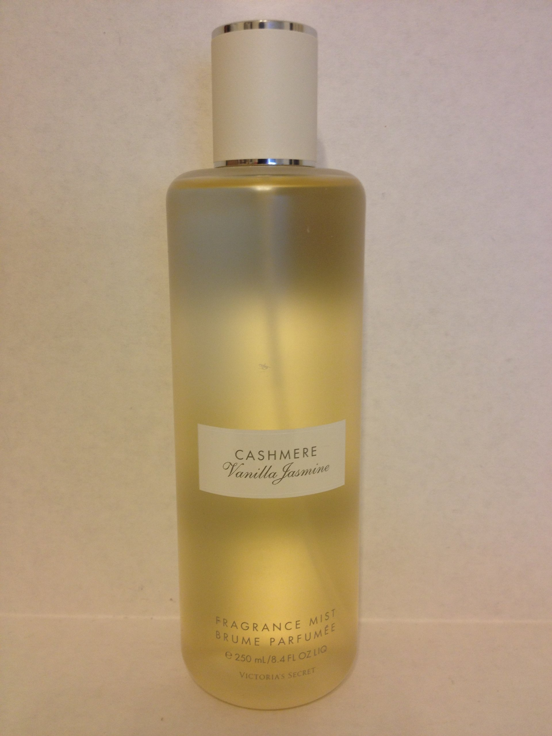 Victoria's Secret Cashmere Vanilla Jasmine Fragrance Mist 8.0 fl. oz. (250 mL)