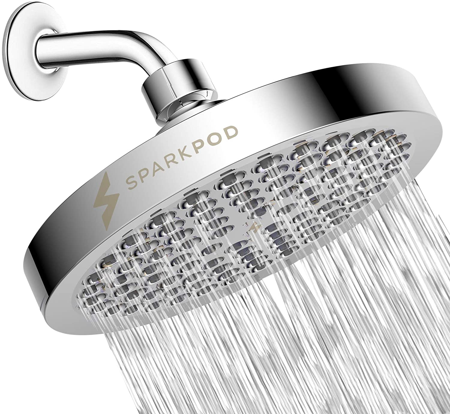 SparkPod Multi-Setting Shower Head