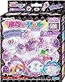 キラデコアート ぷにジェル ジェル2色セット パープル/ライトピンク PGR-01