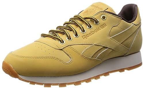 Sale Online Reebok Royal Classic Lthr WP M49995 Mens Shoes Trainers