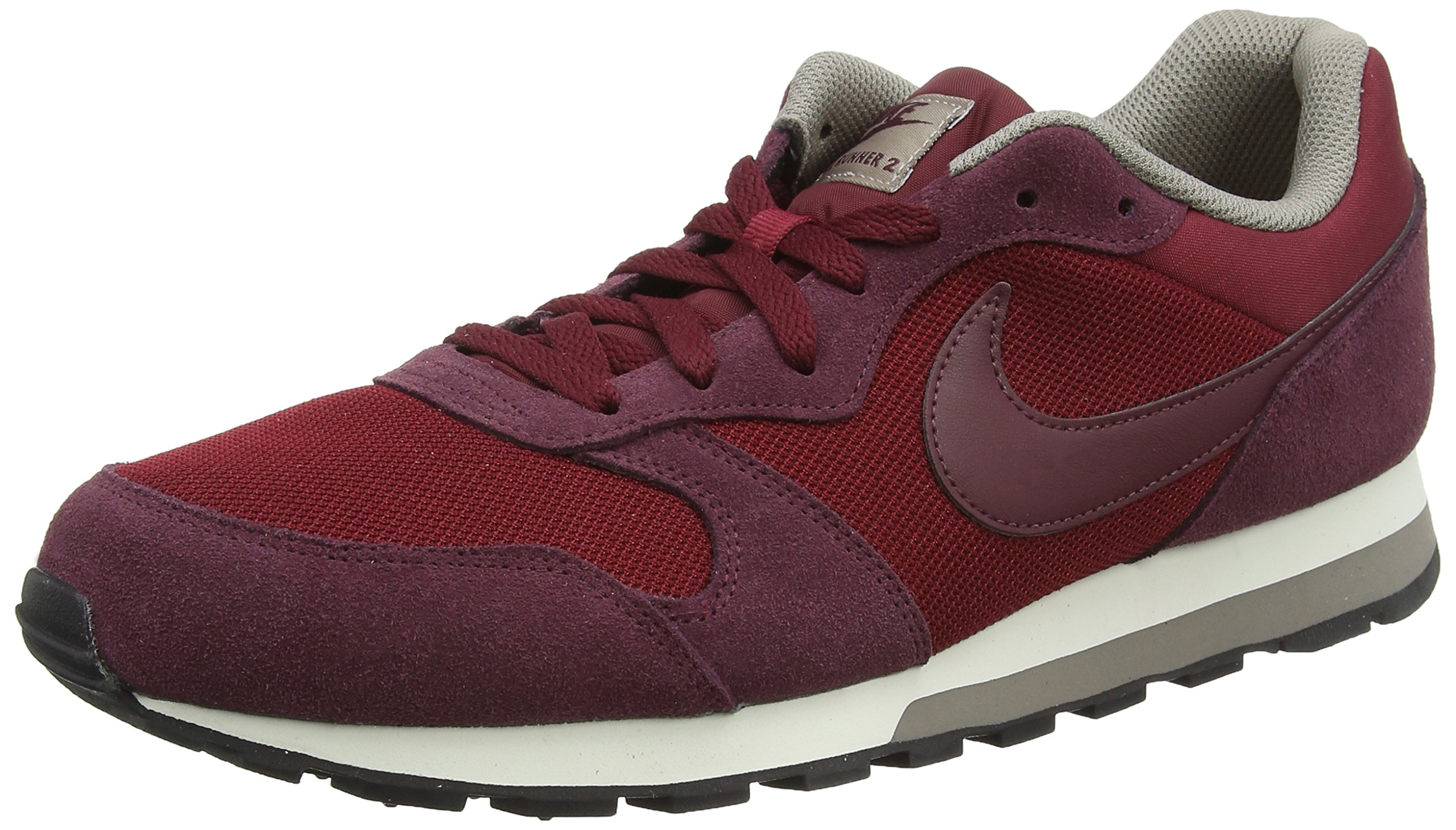 best sneakers 90b66 f4f69 Galleon - Nike MD Runner Mens Trainers 749794 Sneakers Shoes (US 10, Team  Red Night Maroon 600)