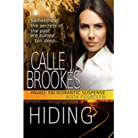 HIDING (PAVAD: FBI Romantic Suspense Book 14) (English Edition)