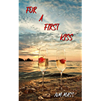 FOR A FIRST KISS (French Edition) book cover