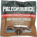Paleokrunch Paleo Bar Grainless Granola, Dark Chocolate Espresso, 1.5 ounce (Pack of 6)