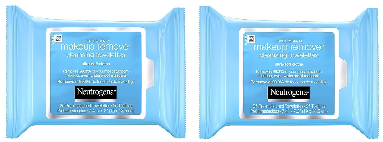 Amazon.com: Neutrogena - Juego de 2 toallas limpiadoras para ...
