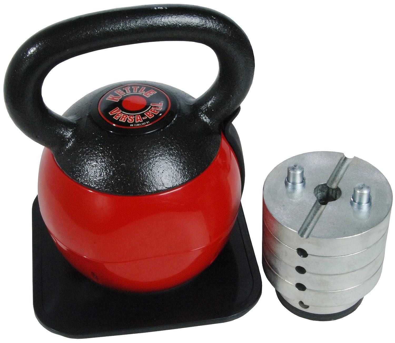 Staminax Ausdauer 36-Pound verstellbar Wasserkocher Versa-Bell