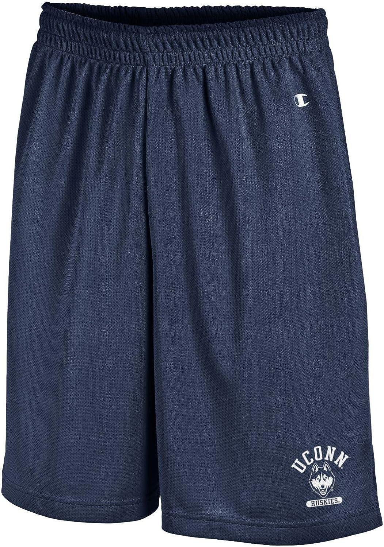 Connecticut Huskies X-Large Navy Champion NCAA Mens Classic Team Mesh Short