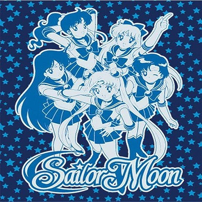 "Sailor Moon pink coral fleece throw blanket blankets quilt warm 59X47/"" new"