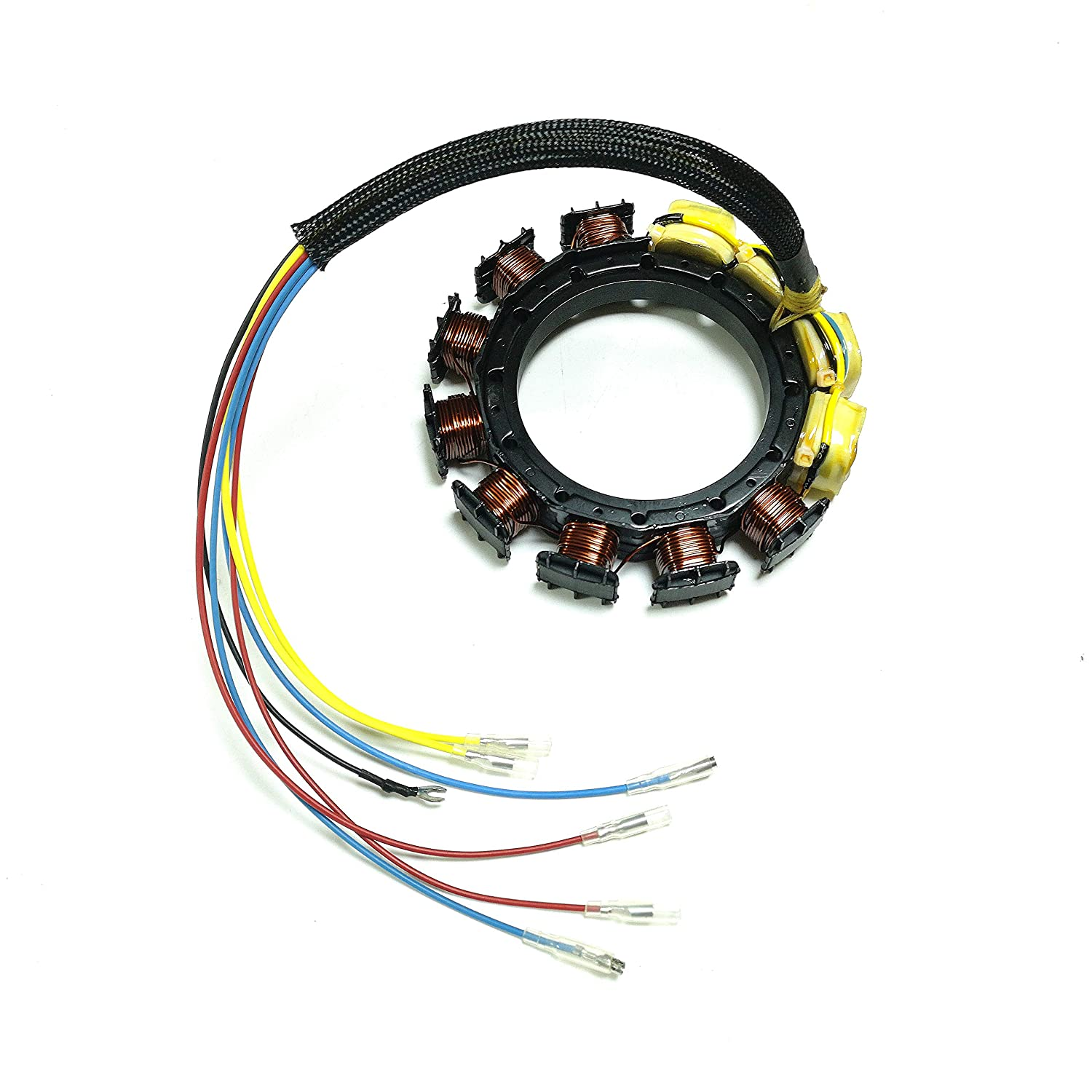 Ignition Parts JETUNIT Outboard Stator For Mercury 210HP 175HP ...