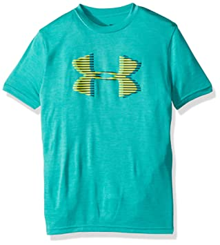 6808eb8eda Under Armour Boys' Tech Big Logo Printed T-Shirt: Amazon.ca: Sports ...