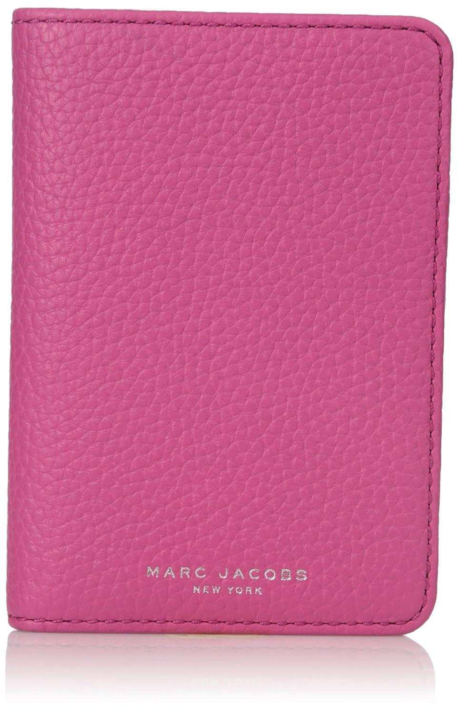 Amazon.com: Marc Jacobs Gotham City Slgs Passport Cover ID Holder ...