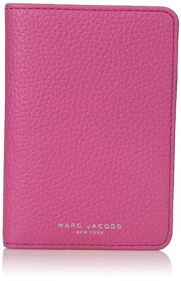 ad798cd65e7e Marc Jacobs Gotham City Slgs Passport Cover ID Holder